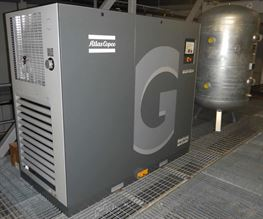 Atlas Copco GA90VSD-FF Air Compressor