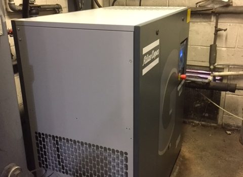 Air Compressor Replacement Case Study