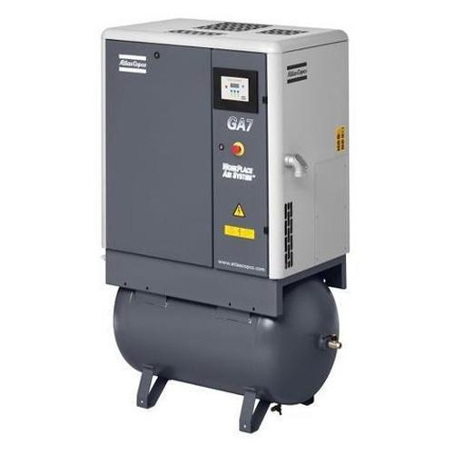GA7 – 7kW Oil-Lubricated Air Compressor – GA Range
