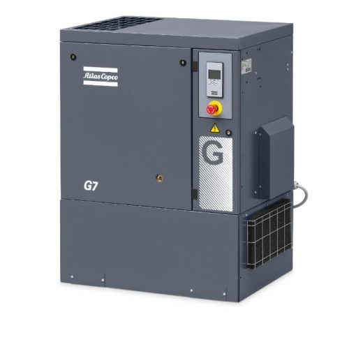 GX & G Range – 7kW Screw Air Compressor G7 EL