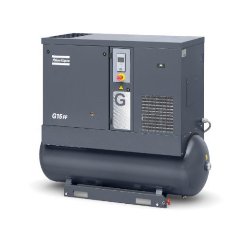 GX & G Range – 15kW Screw Air Compressor G15 EL