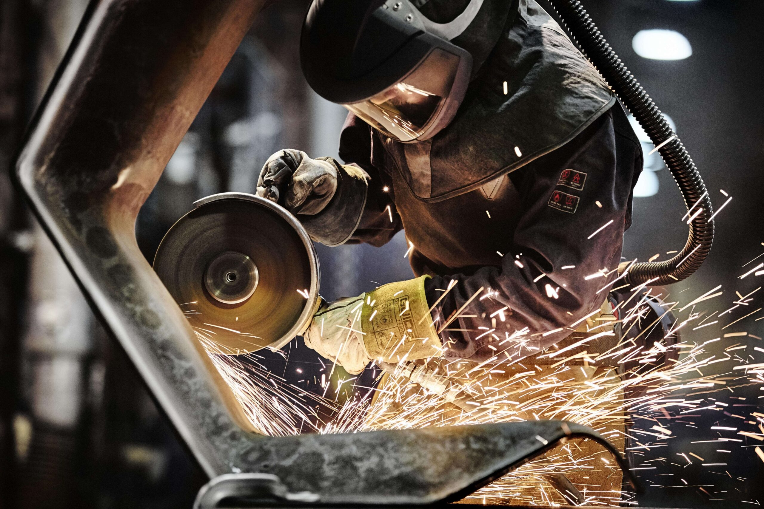 Which Grinder Should You Use for Metal Removal?